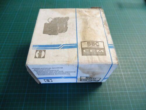 1 x BBC Schütz B 60 30 11; FPL3611001R0116