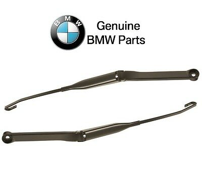 For BMW E53 X5 Pair Set of Front Left /& Right Windshield Wiper Arms Genuine