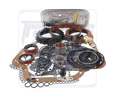 TH400 Turbo 400 Alto High Performance Master Transmission Rebuild Kit Level 2 EBay