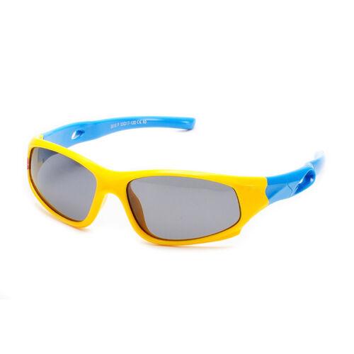 Polarized Sunglasses Kids Teen Child Outdoors Sport Cycling Goggle Eyewear UV US