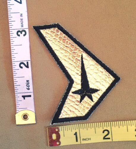 Command USS Defiant TOS Style Star Trek Enterprise Uniform Insignia Patch
