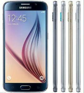 Samsung S6 32GB Black/ Gold/ White Unlocked G920P Smartphone