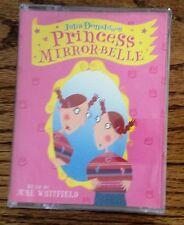 AUDIO BOOK Julia Donaldson PRINCESS MIRROR-BELLE read by June Whitfield 1 x cass