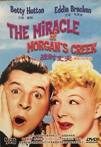 The Miracle of Morgan's Creek (1943) - Eddie Bracken & Betty Hutton (Region All)