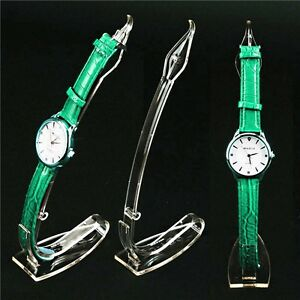 25 Uhrenhalter Vitrine Uhrenständer Uhrenaufsteller Uhren Neuware MöChten Sie Einheimische Chinesische Produkte Kaufen?