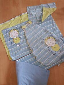 Julius Zöllner Baby Bettwäsche Set Schlafsack Nestchen Ebay