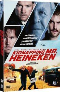 KIDBNAPPING-MR-HEINEKEN-DVD-NEUF
