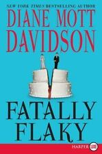 Fatally Flaky (Goldy Culinary Mysteries, No. 15) by Davidson, Diane Mott