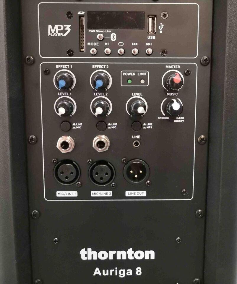 Højtaler system, Thornton Auriga 8
