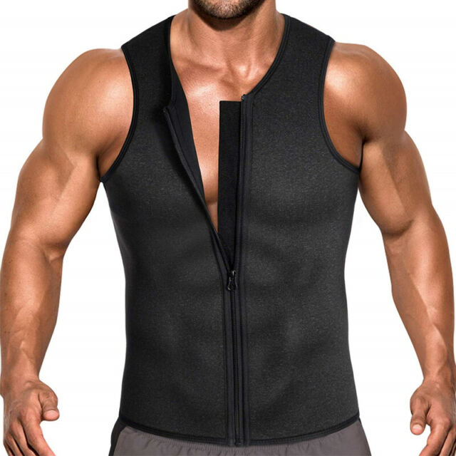 Bingrong Waist Trainer Corset Vest for Weight Loss Sport Body Shaper Workout...