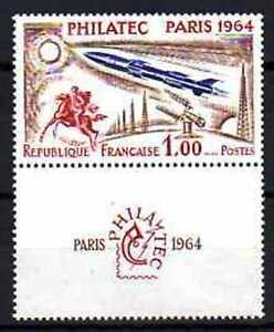 France 1964 Yvert n° 1422A neuf ** 1er choix