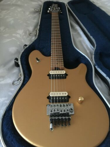 Peavey Wolfgang Special USA Gold sparkle