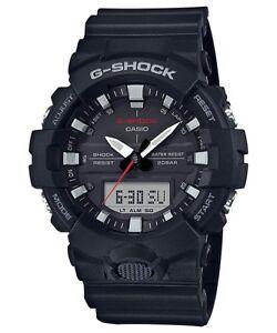 Casio-G-Shock-Black-Analogue-Digital-Athlete-Watch-GA800-1A-GA-800-1A