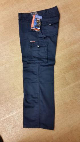 TUFF STUFF TRAVAIL PANTALON ORIGINAL-style 711 Pro Pantalon Combat Genou Pad Poches