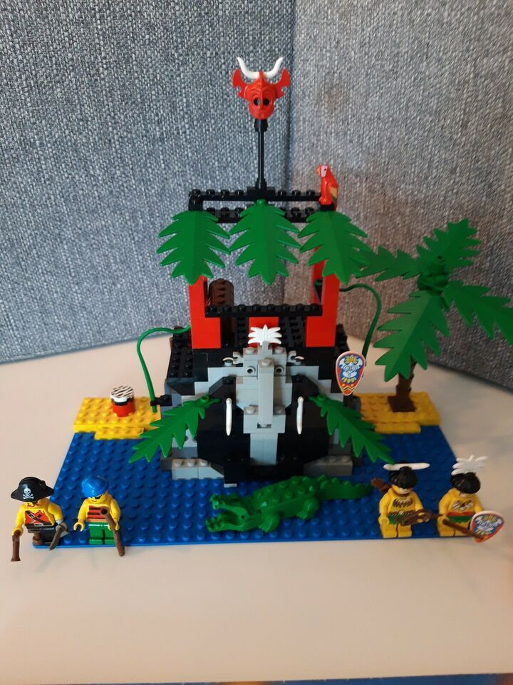 Lego Pirates, 6264