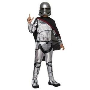 Disney Store Stormtrooper Costume Star Wars The Force Awakens 5 6 7 8 9 10 NWT