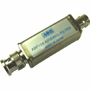 AOR-ABF128-Band-Pass-Filter-BNC-type-with-Tracking-from-Japan-NEW