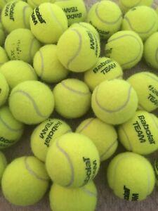 25 Utilisées Top De Marque Balles De Tennis-afficher Le Titre D'origine