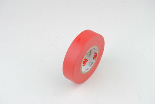 NEW 1 reel 20 meters 3M Premier Grade Electrical Tape for Lighting Cable Power