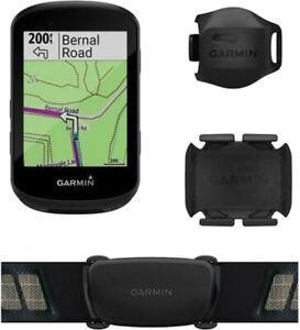 Garmin Edge 530 GPS Bike Computer Sensor Bundle