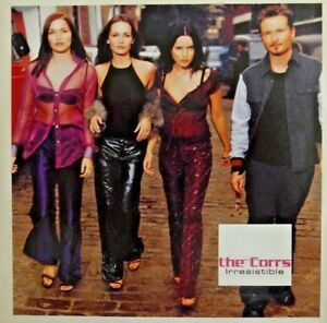 THE-CORRS-IRRESISTIBLE-CD-SINGLE