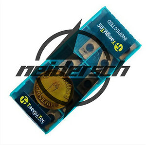 NEW TaeguTec APMT 1604 PDER TT9080 blade CNC 10PC//BOX