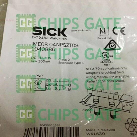 1pc New SICK sensor IME08-04NPSZT0S