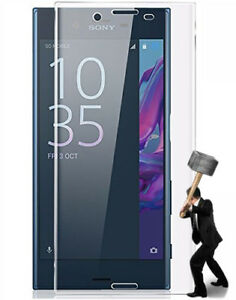 For Sony Xperia XZ1 Compact - Premium Tempered Glass LCD Screen Protector Film