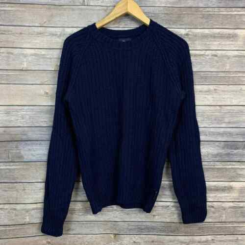 North Sails Navy Blue Sweater (Size: M)