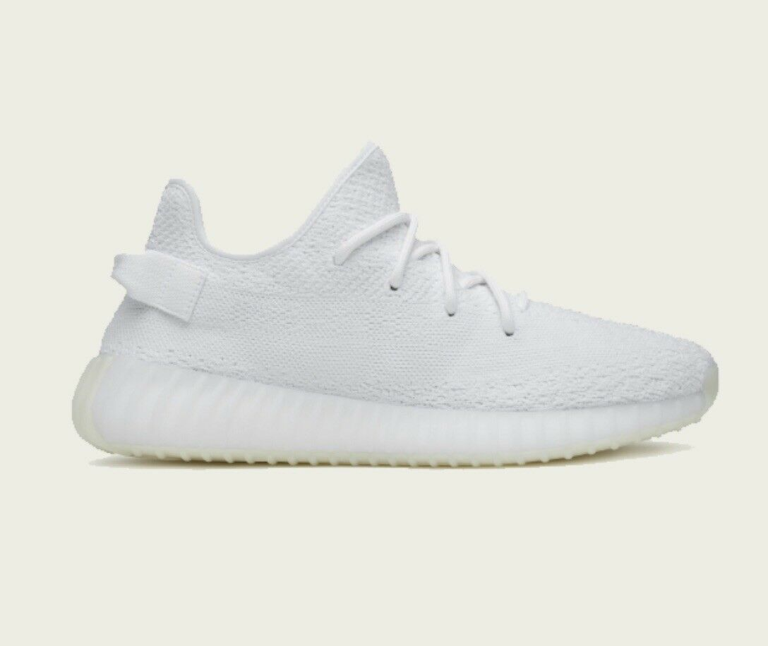 Adidas Yeezy Boost 350 V2 Triple White by Kayne West Size 9  US New Production