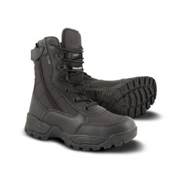 Kombat Negro YKK Boot tecnología Thinsulate Forrado SPEC OPS Recon Boot YKK Botas Militares 6e8c82