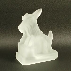 11-Crystal-Satin-JB-SCOTTIE-Boyd-039-s-Crystal-Art-Glass-Scottish-Terrier-Scotty