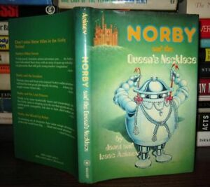 Isaac Asimov & Janet NORBY AND THE QUEEN'S NECKLACE  1st Edition 1st Printing