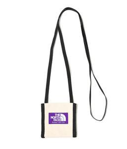 3b098814a Details about NANAMICA The North Face Purple Label Cotton X-pac Shoulder  Case-Natural