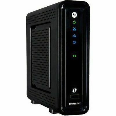 Motorola SBG6580 DOCSIS 3.0 Wireless Cable Modem Router COMCAST TWC SEALED