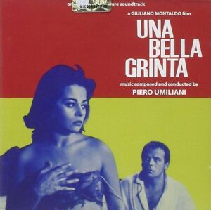 Piero Umiliani - Una Bella Grinta - Digitmovies - CD