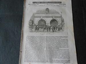 1843-TUNNEL-DI-PARIGI-OSPIZIO-DEL-S-BERNARDO-CAMPANILE-VALENCIENNES-GIOTTO