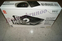 Dj Hero 2 Turntable Controller & Game Bundle Wii