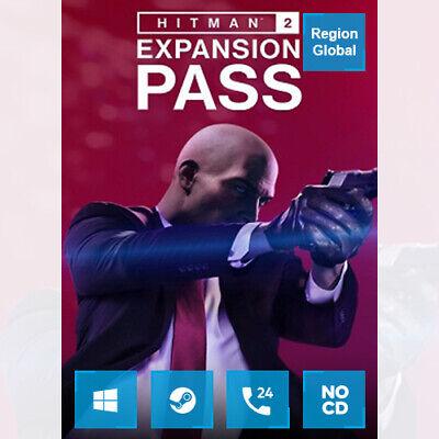 Hitman 2 Expansion Pass Dlc For Pc Game Steam Key Region Free Ebay