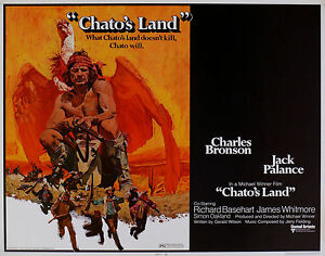 034-chatos-LAND-034-CHARLES-BRONSON-CLASSIC-POSTER-DEL-FILM-MISURE-A1-A2-A3-A4