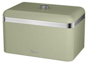 SWAN-RETR-Bread-Bin-Storage-contenitore-verde-swka-1010gn
