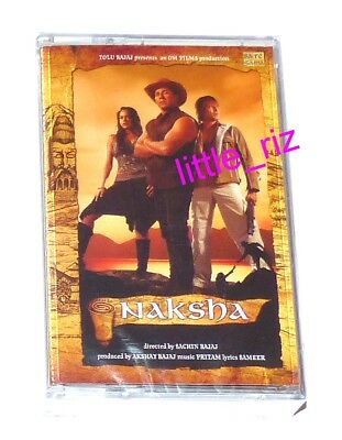 Naksha - Bollywood Indian Audio Cassette Tape (not CD) Sunny Deol, Pritam |  eBay