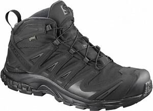SALOMON® XA Forces MID GTX18 - Professional Military Outdoor Boots - Black - New