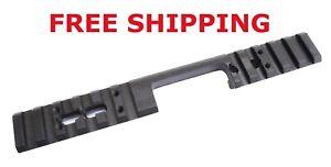 Details about DIProducts 6061 Aluminum Scope Rail Black For 22LR Anschutz  54 Action Rifles