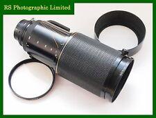 Nikon Zoom-Nikkor ED 80-200 mm F2.8 First Version 1982 Lens. Stock No. U7330