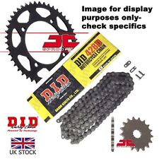 KTM 125 RC 14-17 DID GOLD VX2 Heavy Duty X-Ring Chain /& Sprocket Kit