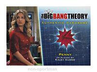 BIG BANG THEORY SEASON 5 CRYPTOZOIC WARDROBE COSTUME M12 PENNY D