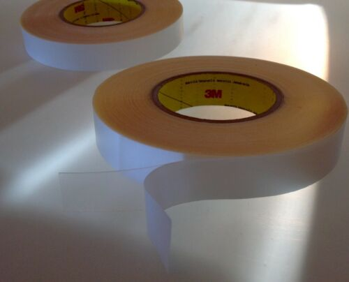 """$1.45 ft. Clear 14MIL 8681 Polyurethane Extra Tough 3M 1/"""" HELICOPTER TAPE"""