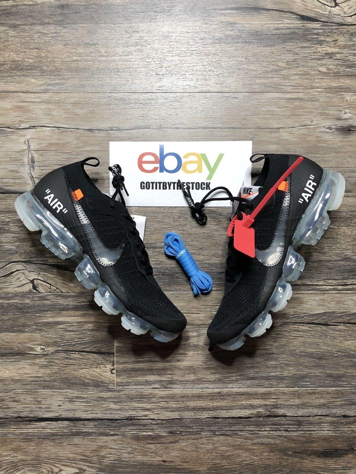Nike Air vapormax FK blanco 2018 Virgil 8- el último hombres descuento zapatos para hombres último y mujeres 7522f0