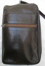 -AUTHENTIQUE    sacoche  LE TANNEUR cuir  (T)BEG   bag vintage